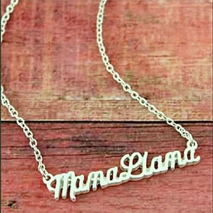Jewelry - Mama Llama Necklace kit GREAT mother's day gift